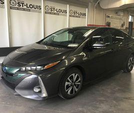 2018 TOYOTA PRIUS PRIME HYBRIDE BRANCHABLE | AUTOMATIQUE | 56487 KM | CARS & TRUCKS | LONG