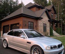 BMW E46 M3 | CARS & TRUCKS | CITY OF MONTRÉAL | KIJIJI