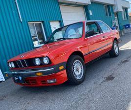 1984 BMW 3 SERIES 318I   CARS & TRUCKS   CITY OF MONTRÉAL   KIJIJI