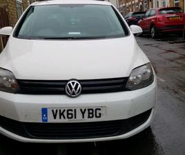 VW GOLF PLUS MK6 1.6TDI MANUAL