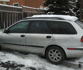 2001 VOLVO V40 | CARS & TRUCKS | CITY OF TORONTO | KIJIJI