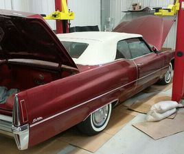 WANTED 1963 / 1964 CADILLAC DEVILLE CONVERTIBLE PARTS OR CAR | CLASSIC CARS | CITY OF TORO
