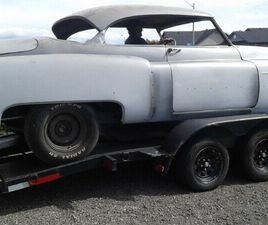 CLASSIC CAR PROJECTS FOR SALE 1953 CADILLAC COUPE DEVILLE   CLASSIC CARS   SAULT STE. MARI