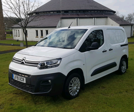 2019 CITROEN BERLINGO 1.6 HDI NEW MODEL PANEL VAN