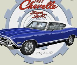 1968 CHEVELLE SS | CLASSIC CARS | BARRIE | KIJIJI