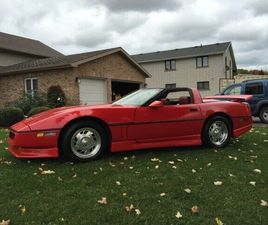 STUNNING 1984 CHEVROLET CORVETTE WITH MANY UPGRADES AND EXTRA PARTS | CARS & TRUCKS | HAMI