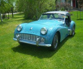 1959 TRIUMPH TR3A | CLASSIC CARS | PETERBOROUGH | KIJIJI