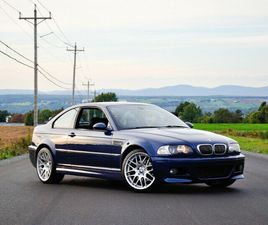 2004 BMW E46 M3 COUPE 6-SPEED | CARS & TRUCKS | OTTAWA | KIJIJI