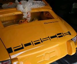 NEW 69 PORSCHE 912 SHELL RSR BODY | CLASSIC CARS | MARKHAM / YORK REGION | KIJIJI