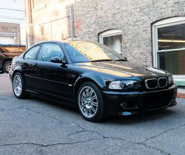 BMW E46 M3 FOR SALE - 2002, 180KM 6 SPEED MANUAL, COUPE | CARS & TRUCKS | MISSISSAUGA / PE