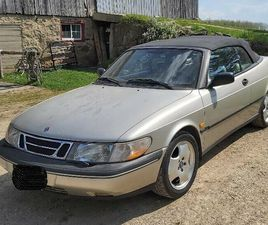 1997 SAAB 900 SE TURBO CONVERTIBLE   CLASSIC CARS   BARRIE   KIJIJI