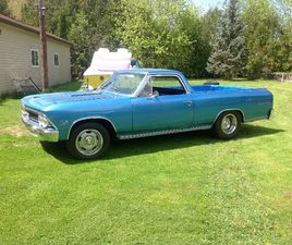 1966 CHEVELLE EL CAMINO,502, 400 TURBO,POSI,$45,000   CLASSIC CARS   BARRIE   KIJIJI
