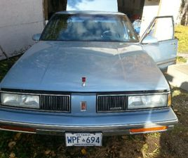1988 OLDSMOBILE DELTA 88 | CARS & TRUCKS | PETERBOROUGH | KIJIJI