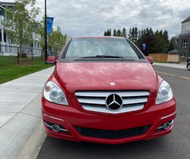 REDUCED! 2011 MERCEDES B200 TURBO WITH PANORAMIC SUNROOF. | CARS & TRUCKS | RED DEER | KIJ