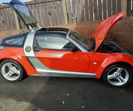 SMART ROADSTER COUPE 80 AUTO