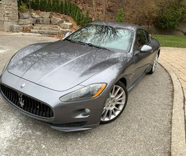 2011 MASERATI GRANTURISMO FOR SALE | CARS & TRUCKS | CITY OF TORONTO | KIJIJI