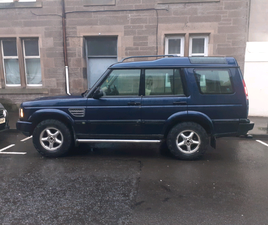 DISCOVERY 2 TD5 AUTO 7 SEATER
