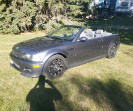 2001 BMW E46 M3 6SPD CONVERTIBLE | CARS & TRUCKS | ST. ALBERT | KIJIJI