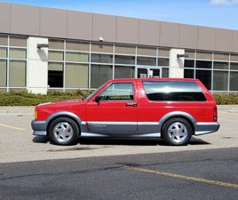 1992 GMC JIMMY TYPHOON - V6 TURBO AWD | CARS & TRUCKS | CALGARY | KIJIJI