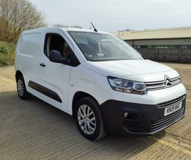 2019 CITROEN BERLINGO 1.6 BLUEHDI 100BHP ENTERPRISE