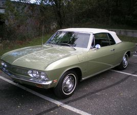 LOOKING TO BUY CORVAIR CONVERTIBLE | CLASSIC CARS | CITY OF TORONTO | KIJIJI