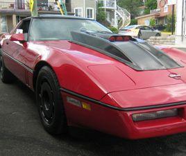 C4 TARGA CORVETTE 1987 MUSCULE CAR | CLASSIC CARS | LANAUDIÈRE | KIJIJI