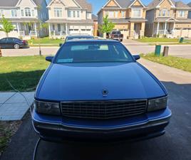 1994 CADILLAC SEDAN DEVILLE   CARS & TRUCKS   BARRIE   KIJIJI