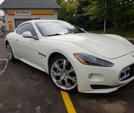 MASERATI GRANTURISMO S 4.7 2011 | CARS & TRUCKS | CITY OF TORONTO | KIJIJI