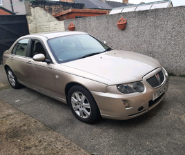 ROVER 75 CONNOISSEUR.......SOLD