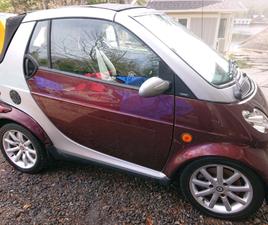 2006 SMART CAR PASSION DIESEL CONVERTIBLE | CARS & TRUCKS | MUSKOKA | KIJIJI