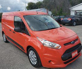 2016 FORD TRANSIT CONNECT CERTIFIED!!WARRANTY INCL!!FINANCING! | CARS & TRUCKS | BARRIE |