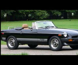 MGB SPECIAL EDITION 1979 ( UNIQUE) OVERDRIVE TRES PROPRE | CARS & TRUCKS | WEST ISLAND | K