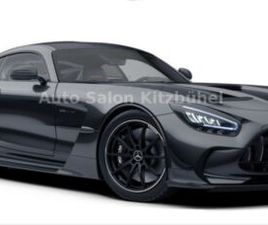 MERCEDES-BENZ AMG GT R BLACK SERIES LIMITED EDITION