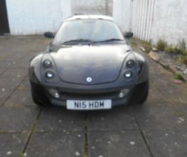 SMART, ROADSTER - COLLECTOR;S CAR, TARGA ROOF, ALL PREVIOUS MOT(S) AND SERVICE HISTORY