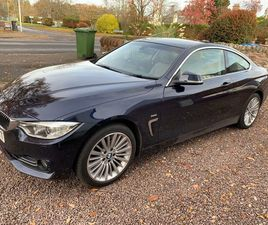 BMW 435D XDRIVE LUXURY BLUE
