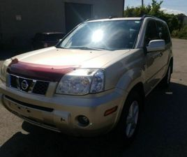 2005 NISSAN X-TRAIL SE,ALL WHEEL DRIVE, PANORAMIC ROOF, 159000KMS   CARS & TRUCKS   MISSIS