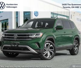 2021 VOLKSWAGEN ATLAS EXECLINE 3.6L 8SP AT W/TIP 4MOTION (2) | CARS & TRUCKS | CITY OF TOR