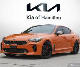 2021 STINGER GT- L WITH CUSTOM WHEELS, LOWERING SPRINGS & MORE!   CARS & TRUCKS   HAMILTON