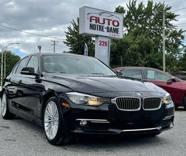 2015 BMW 320I XDRIVE LUXURY CUIR TOIT OUVRANT BLUETOOTH CRUISE MAGS | CARS & TRUCKS | LAVA