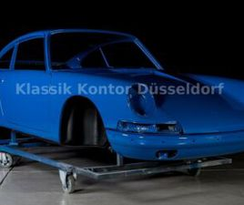 PORSCHE 912 COUPÉ GOLFBLAU - VOLLRESTAURATION