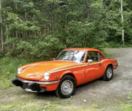TRIUMPH SPITFIRE 1978 | CLASSIC CARS | LAURENTIDES | KIJIJI