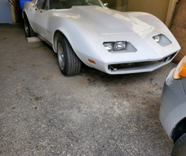 1974 VETTE MAKE AN OFFER OR TRADE FOR PICK UP TRUCK PLUS CASH. | CLASSIC CARS | CITY OF TO