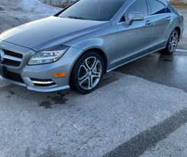 2013 MERCEDES CLS550 | CARS & TRUCKS | MISSISSAUGA / PEEL REGION | KIJIJI
