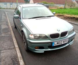 BMW 1.8 AUTO 42K MILES