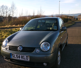 VW LUPO 1.4S PETROL SPECIAL EDITION