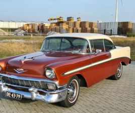 CHEVROLET 1956 BEL AIR 2 DOOR HARDTOP COUPE MIT TUV UND H
