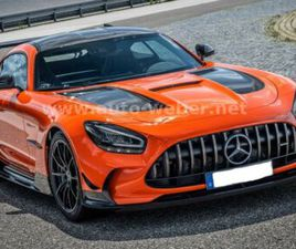 MERCEDES-BENZ AMG GT BLACK SERIES MAGMA BEAM*LIMITED EDITION*
