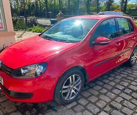 2009 VOLKSWAGEN GOLF PLUS 1.6 TDI 105 SE 5DR HATCHBACK DIESEL MANUAL