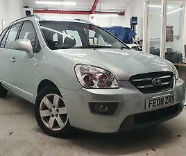 2008 KIA CARENS LS CRDI MPV DIESEL MANUAL