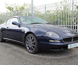 1999 MASERATI 3200 GT 3.2 MANUAL